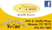Tamales Y Mas
